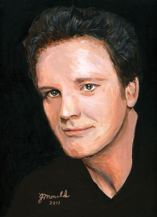 Colin Firth por Jojemo